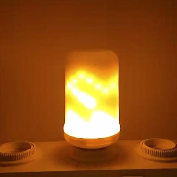LED EasyFlame Lamp