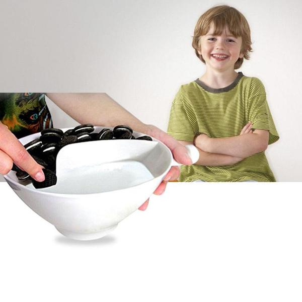 The Original Never Soggy Cereal Bowl