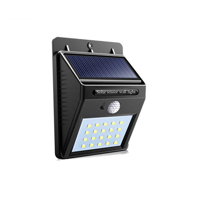 Super Bright Solar Lights LED Solar Power Outdoor Motion Sensor Light