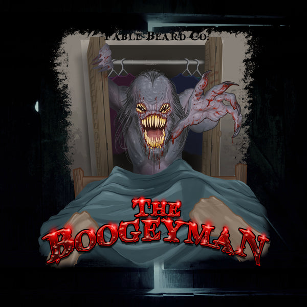 The Boogeyman - Night Terrors Beard Collection