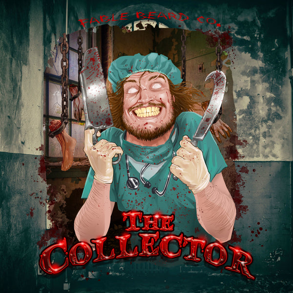 The Collector - Overly Passionate Beard Collection