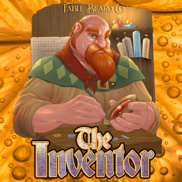 The Inventor - Exotic Citrus Cologne