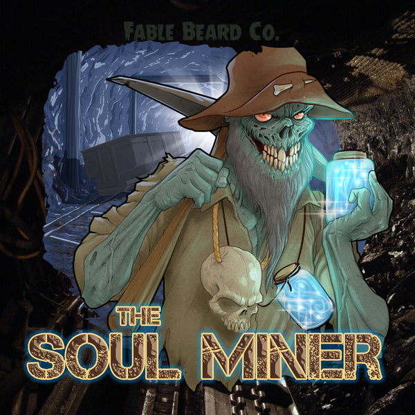 The Soul Miner - WV Nightmare Beard Collection