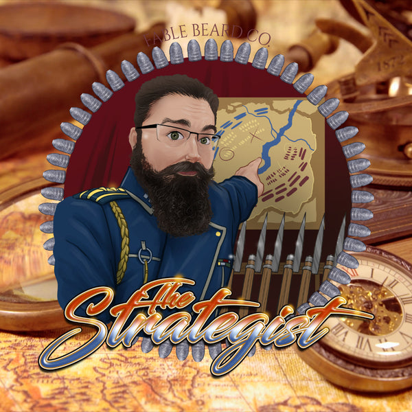 The Strategist - A War Time Beard Collection