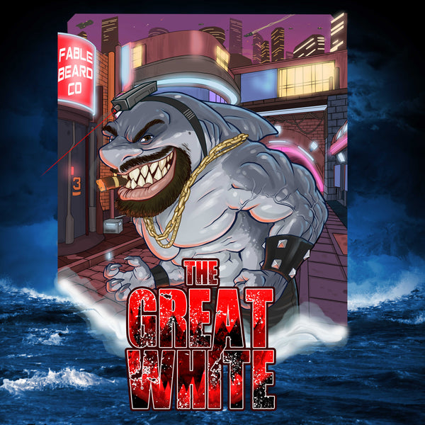 The Shark - A Mo The Bearded Shark Collection