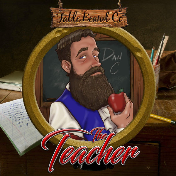The Teacher - A Dan C Bearded Collection