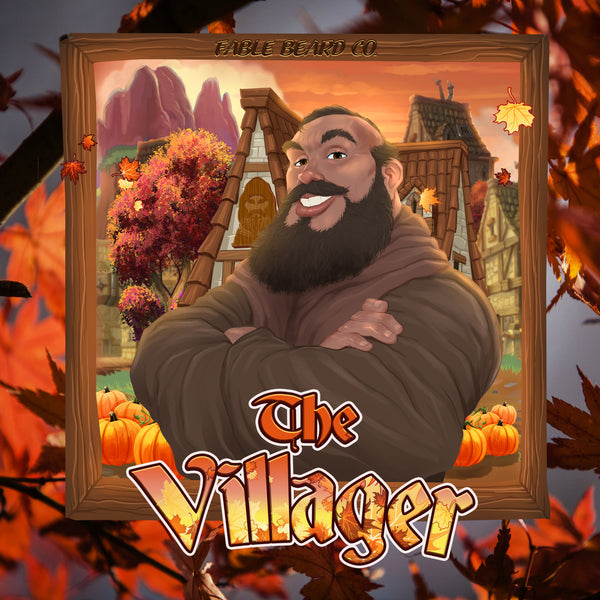 The Villager - Autumn Solstice Scented Beard Collection