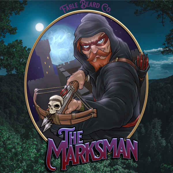 The Marksman - Mystic Woods Beard Collection