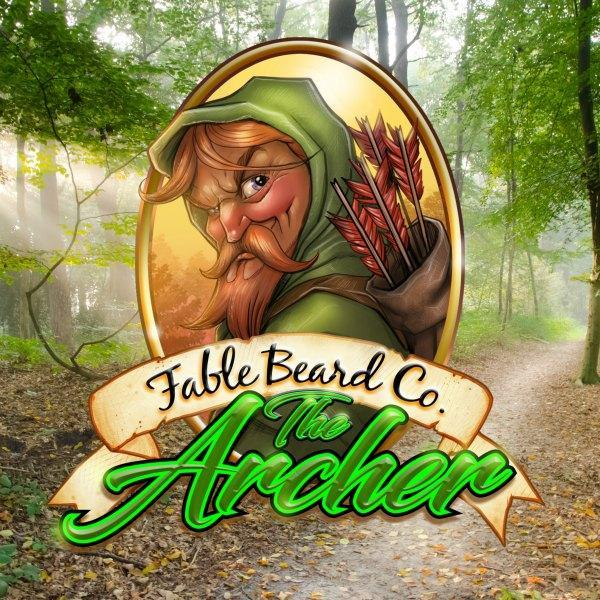 Fable Beard Co | The Archer A Woodsy Beard Collection