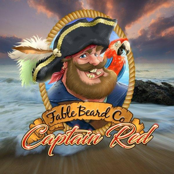 Fable Beard Co | Captain Red A Bay Rum Pirate Blend