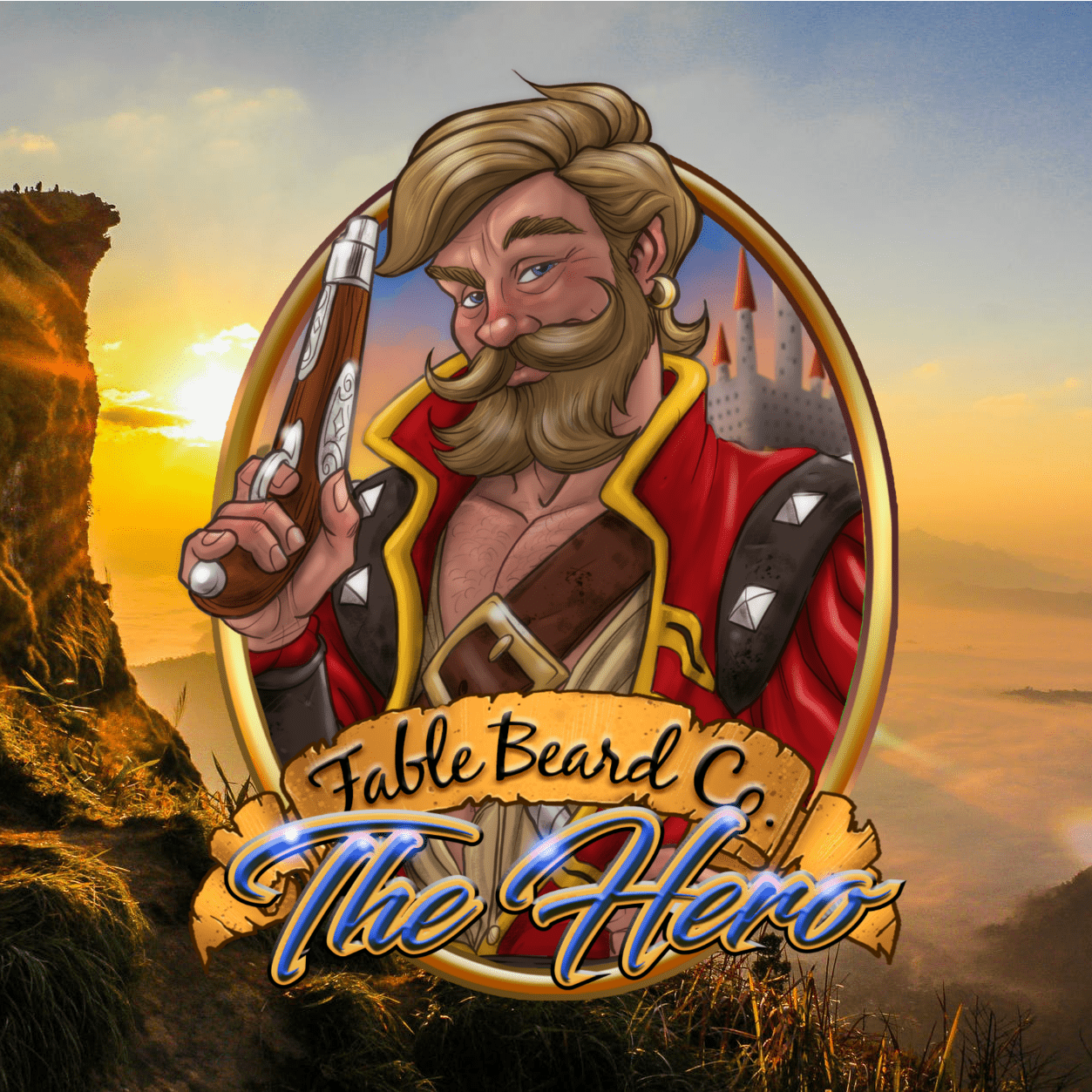 The Hero - A Warm Cologne Scented Beard Oil