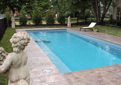 "Imagine Fiberglass Pools ""Marvleous"""