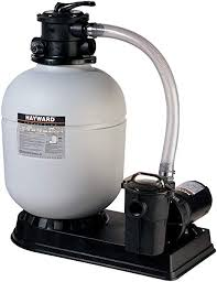 "Hayward Pro Series System w/ 18"" S180T' Sand Filter and Power-Flo Pump & Replacement Part List"