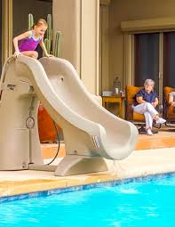 SlideAway Removable Pool Slide by S.R. Smith