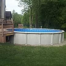 "Evolution 52"" Steel A/G Pool w/ Basic Package"