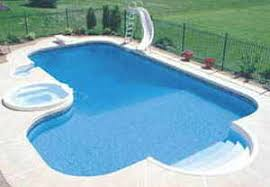 Inground Swimming Pool -Oval & Rectangles w/ Radius Corners