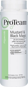 ProTeam Mustard & Black Magic