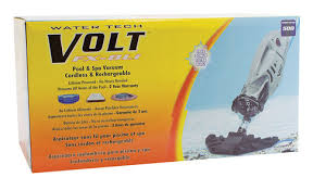 Volt FX-8Li Battery Powered Pool & Spa Vacuum by Water Tech