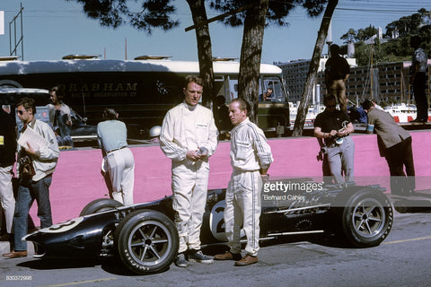 Dan Gurney Richie Ginther