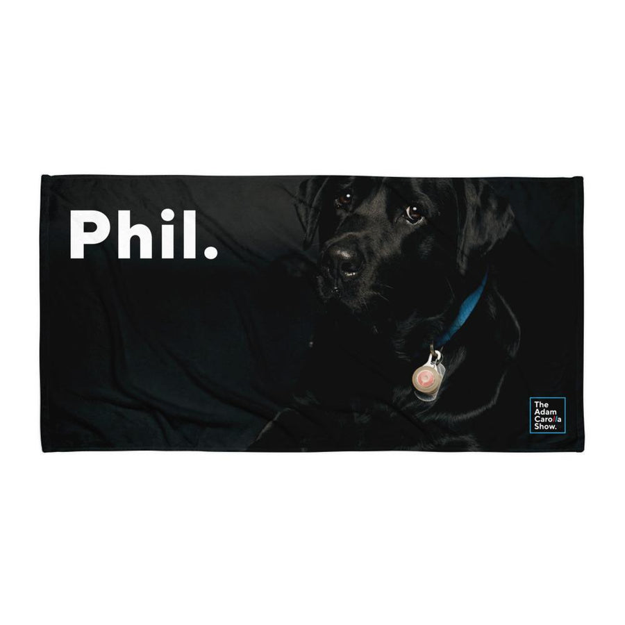 Phil Beach Towel, The Adam Carolla Show