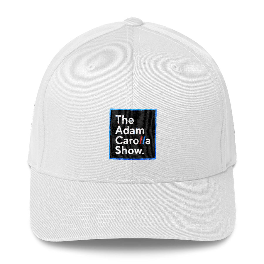 Flexfit Structured Twill Cap, The Adam Carolla Show