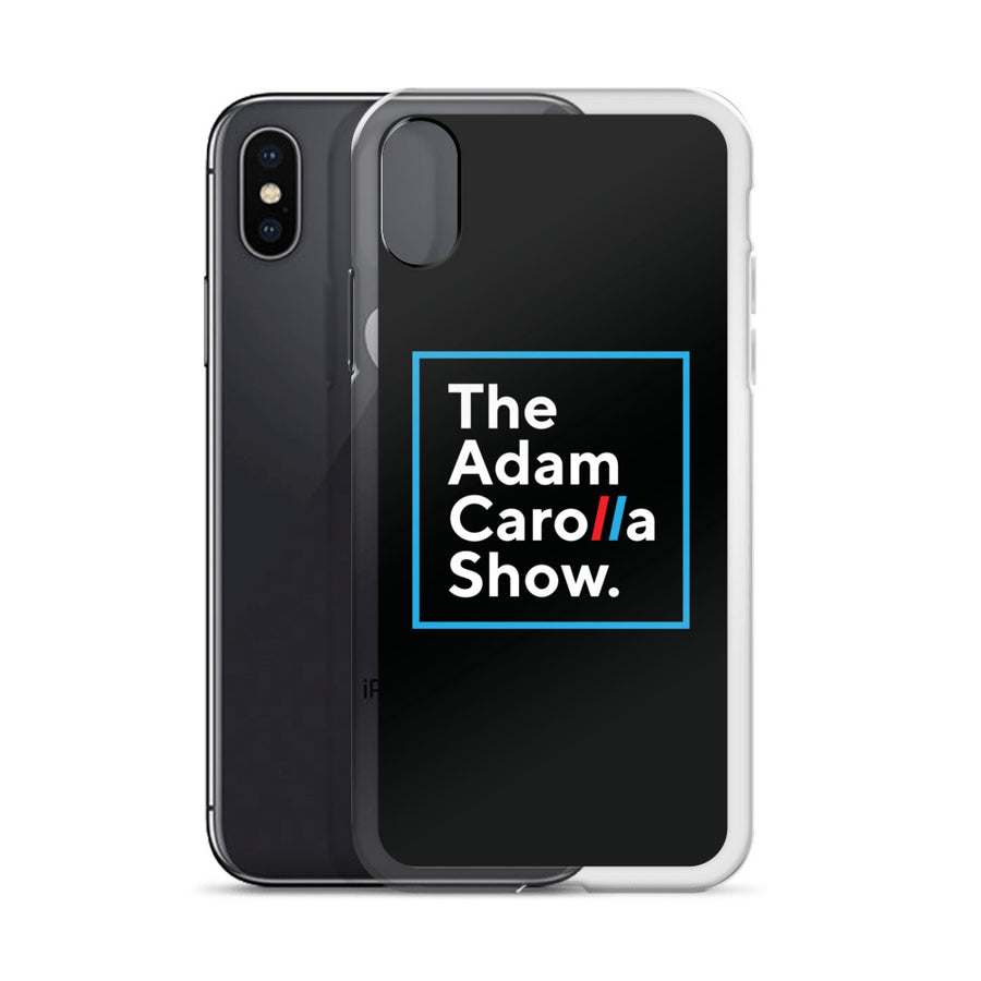 iPhone Case, The Adam Carolla Show