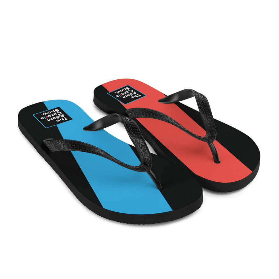 Flip-Flops, The Adam Carolla Show