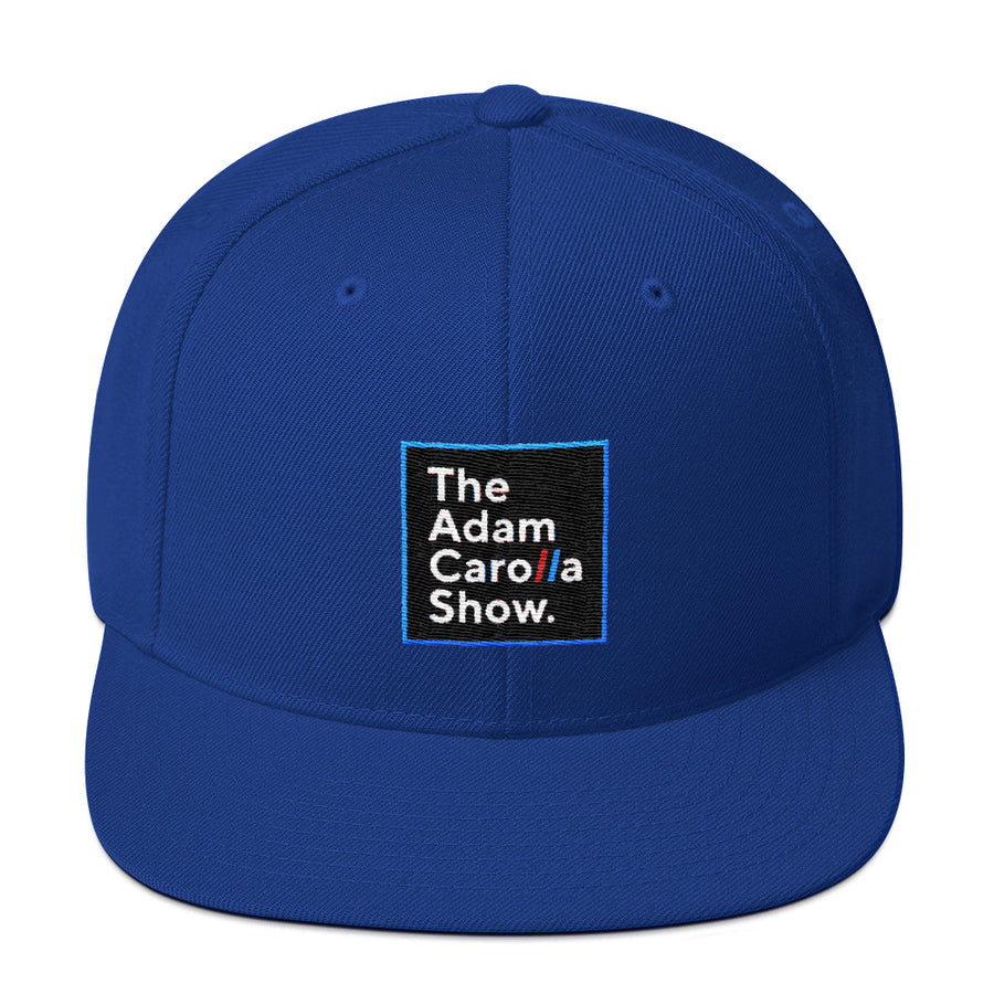 Snapback Hat, The Adam Carolla Show