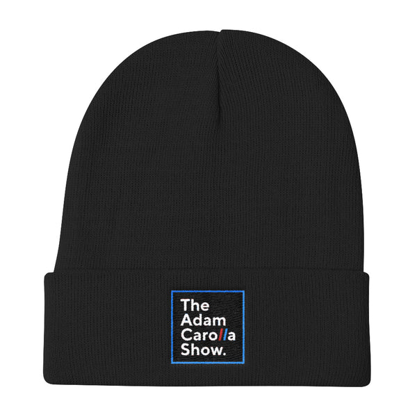 Knit Beanie, The Adam Carolla Show