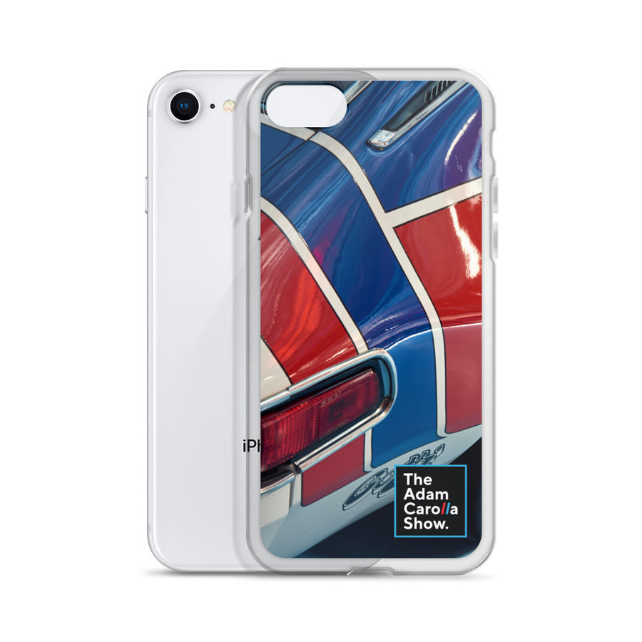 iPhone Case (Racer 2), The Adam Carolla Show