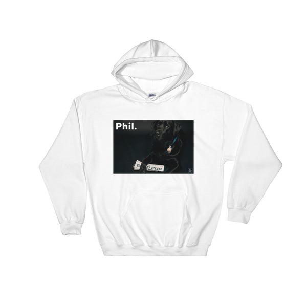 Phil Hooded Sweatshirt (Gildan), The Adam Carolla Show