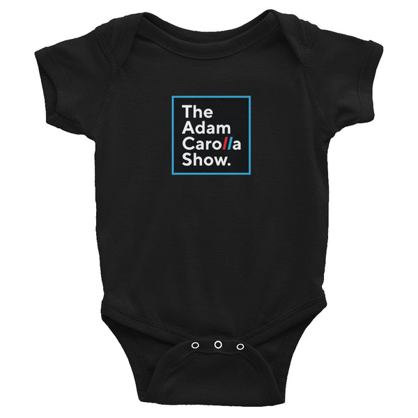 Infant Bodysuit,  The Adam Carolla Show