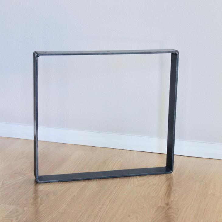 metal coffee table leg