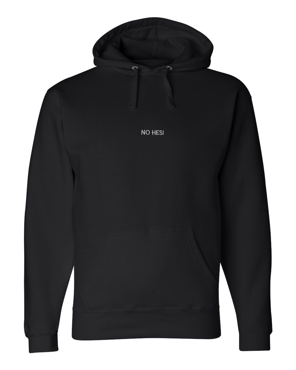 No Hesi Pull Over Hoodie
