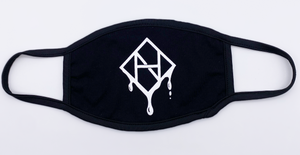 Drip Logo Face Mask 2.0