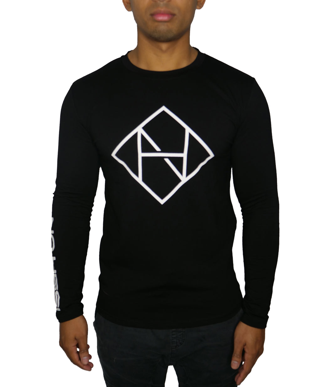 Long Sleeve No Hesi Shirt (Unisex)