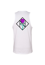 Load image into Gallery viewer, Miami Rose Tank Top