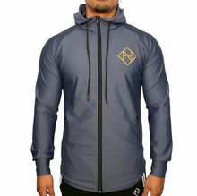 Load image into Gallery viewer, Charcoal Grey Hoodie (V.2)