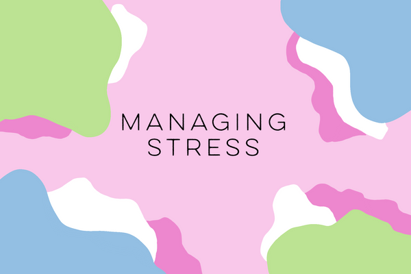 Managing Stress in the Time of Covid-19