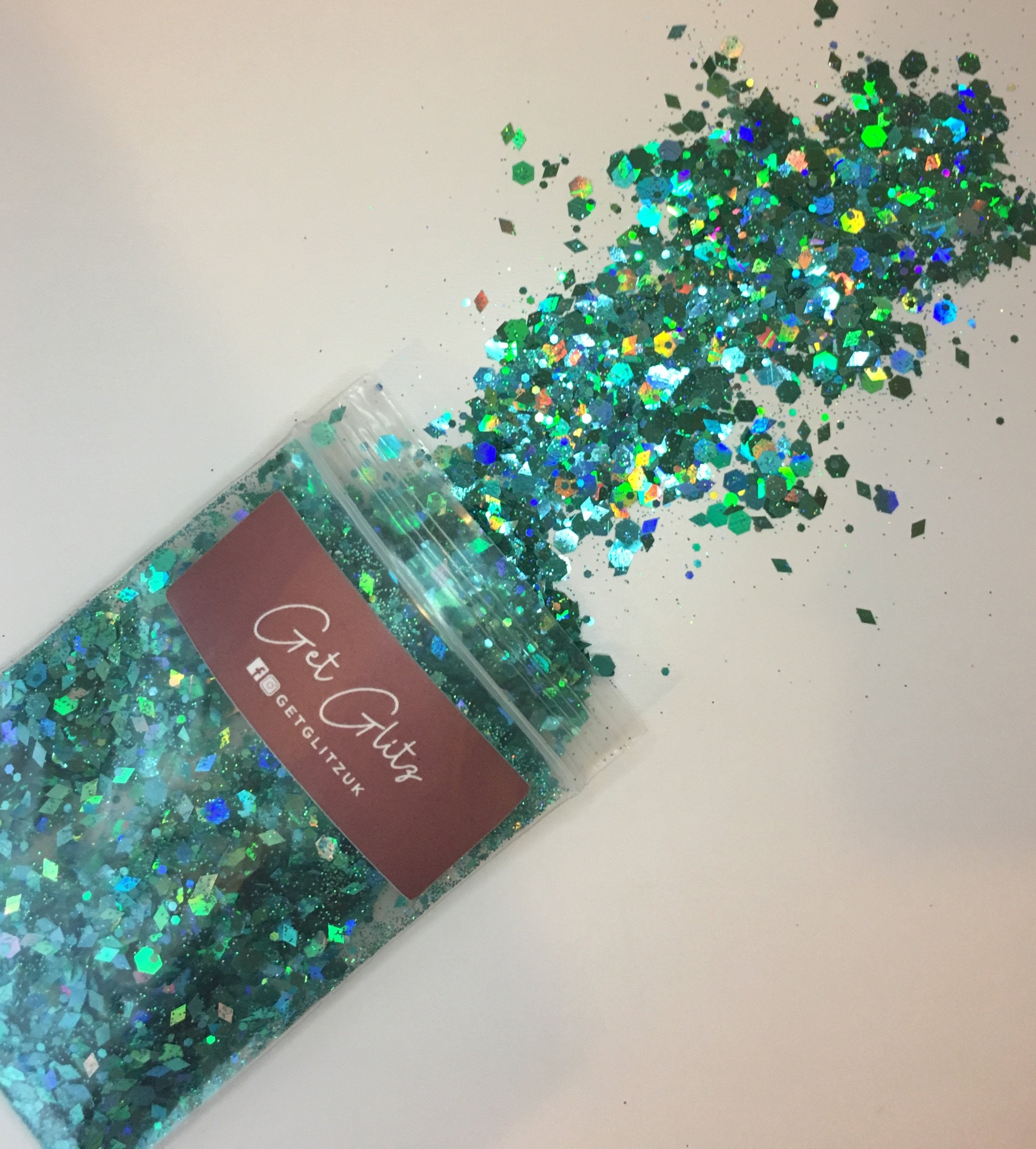 Mermaid Dreams - Chunky Glitter UK