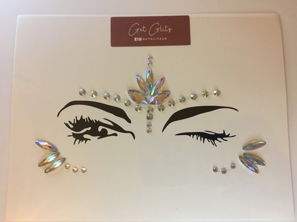 Cleo's Glance * Limited Edition - Chunky Glitter UK