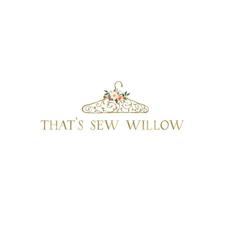 That's  Sew Willow