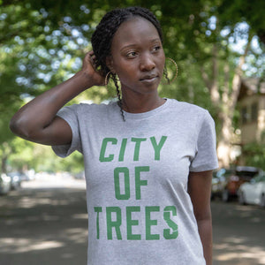 Women's City of Trees Tee