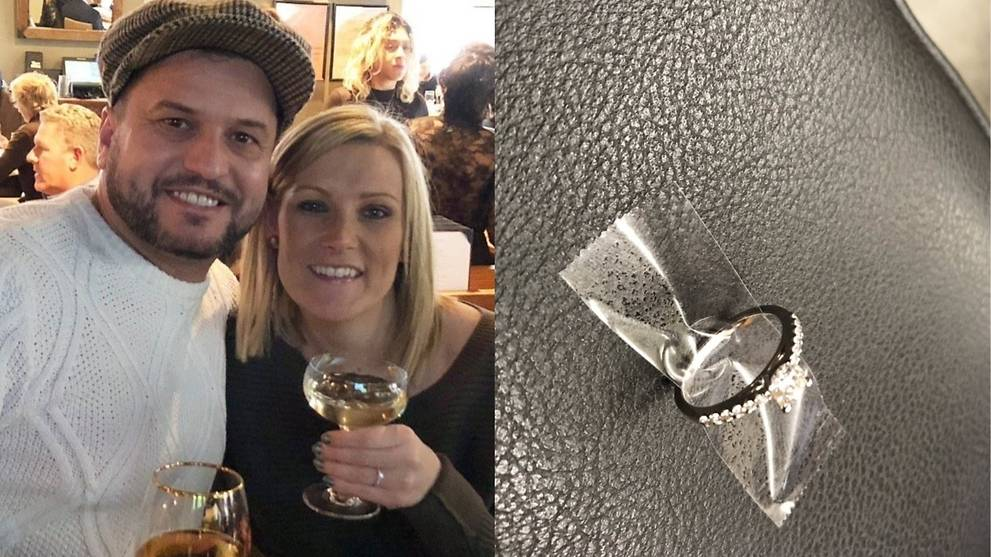 NYPD finds couple who lost engagement ring in Times Square