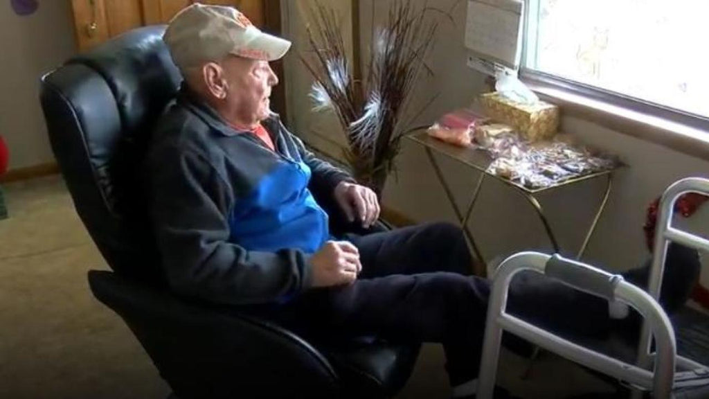 Oklahoma family asking for birthday cards for a WWII veteran