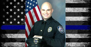 Hero Down - Midland Police Officer Nathan Heidelberg Fatally Shot By Homeowner – Blue Lives Matter