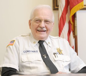 77-year-old Pa. constable delivers meals to the homebound, and to First responders