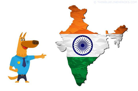 Police Dogs India