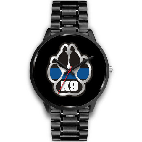 K9 - Thin Blue Line Watch