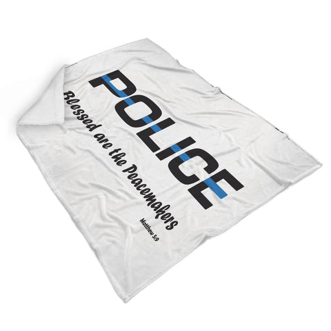 Police - Blessed are the Peacemakers - Blanket